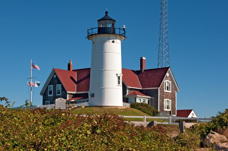 Nobska Lighthouse II