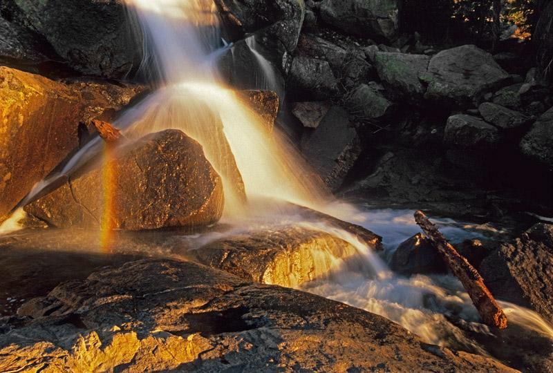 Tuolumne River Falls