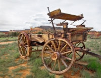 Ghost Ranch Wagon
