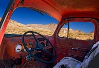 Trucking Rhyolite