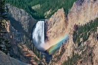 Yellowstone Falls (Lower)
