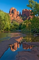 Cathedral Rock Reflection II