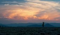 Sunset Over Jackson