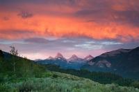 Teton Sunset West III
